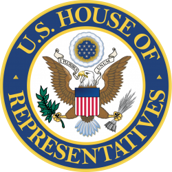 U.S. House of Representatives Seal
