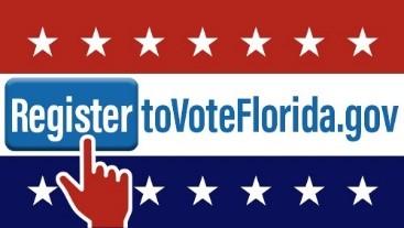 Registrarse para votar Logo
