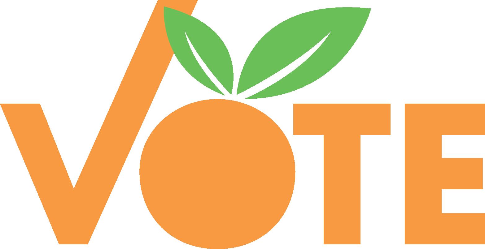 Logotipo del Supervisor de Elecciones del Condado de Orange.
